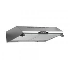 Απορροφητήρας 60cm απλός inox με μεταλλικά φίλτρα  Pyramis 065100301