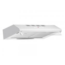 Απορροφητήρας 70cm απλός λευκός με μεταλλικά φίλτρα  Pyramis 065100401