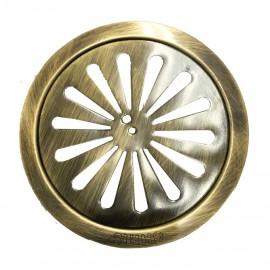 Σχαράκι στρογγυλό Bronze