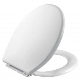 Καπάκι Τουαλέτας λευκό ATLANTIC CR smart