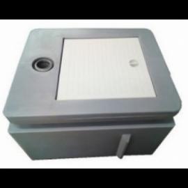 KL50 Λιποσυλλέκτης 50 lt 480x400x330mm Valrom